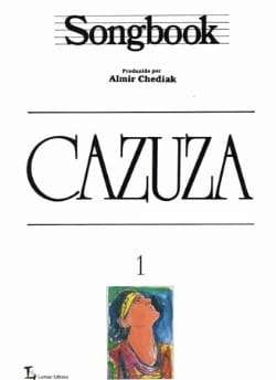 Songbook Volume 1 Cazuza Partition Guitare - laflutedepan