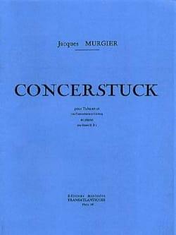 Concertstück Jacques Murgier Partition Tuba - laflutedepan