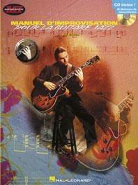 Manuel D' Improvisation Pour la Guitare Jazz - laflutedepan.com