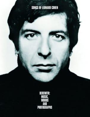 Leonard Cohen - Songs Of Leonard Cohen - Partition - di-arezzo.co.uk