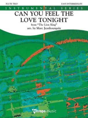 Can You Feel the Love Tonight, The Lion King - Quatuor de Flutes laflutedepan