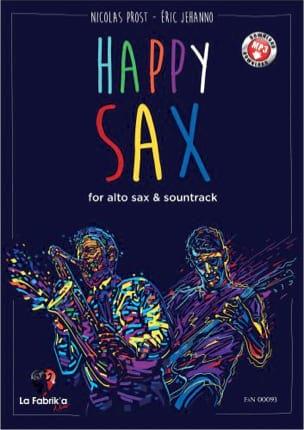 Prost Nicolas / Jehanno Eric - Happy Sax - Partition - di-arezzo.fr