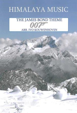 The James Bond Theme 007 Monty Norman Partition laflutedepan