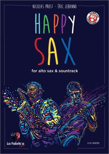 Happy Sax - Prost Nicolas / Jehanno Eric - laflutedepan.com