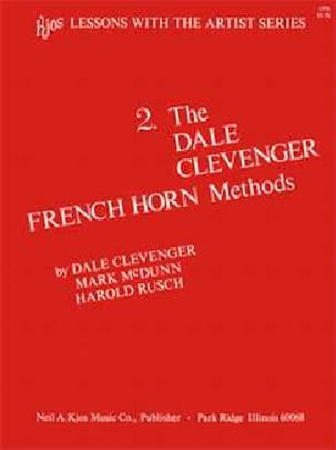 The Dale Clevenger Volume 2 Dale Clevenger Partition laflutedepan