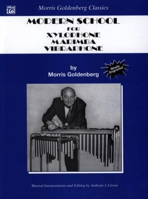 Modern School For Xylophone, Marimba, Vibraphone laflutedepan