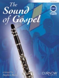 The Sound Of Gospel Partition Clarinette - laflutedepan