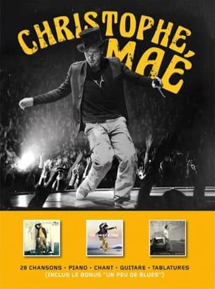 Songbook - Christophe Maé - Partition - laflutedepan.com