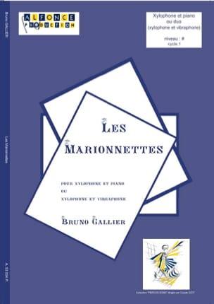Les Marionnettes René Potrat Partition laflutedepan