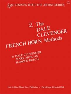 The Dale Clevenger Volume 2 - Dale Clevenger - laflutedepan.com