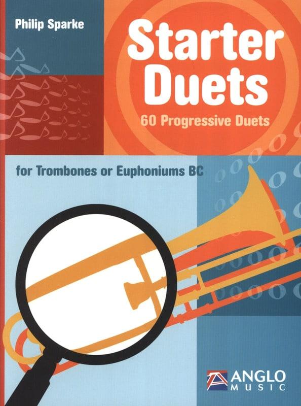 Starter Duets - 60 Progressive Duets - laflutedepan.com