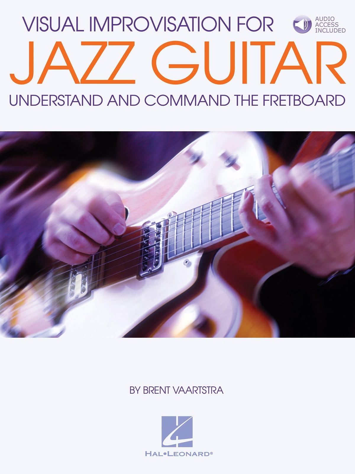 Visual Improvisation for Jazz Guitar - laflutedepan.com