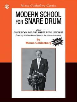 Modern School For Snare Drum Morris Goldenberg Partition laflutedepan