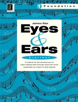 Eyes and Ears 1 - Foundation James Rae Partition laflutedepan