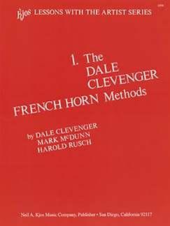 The Dale Clevenger Volume 1 - Dale Clevenger - laflutedepan.com