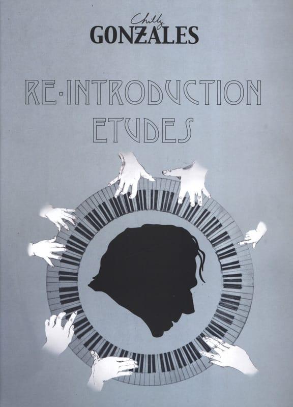 Re-introduction etudes - Chilly Gonzales - laflutedepan.com