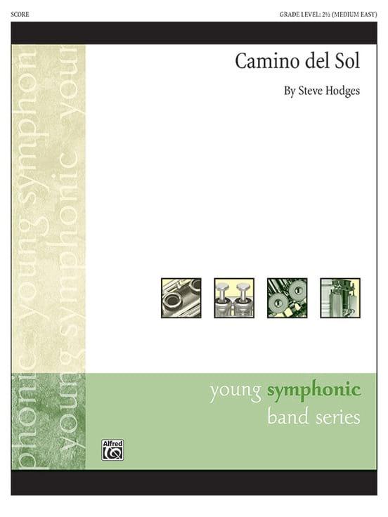 Camino del Sol - Score - Steve Hodges - Partition - laflutedepan.com