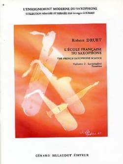 Ecole Francaise du Saxophone Volume 2 - Tonalité laflutedepan