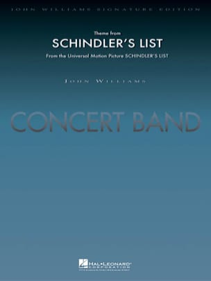 Theme from Schindler's list John Williams Partition laflutedepan