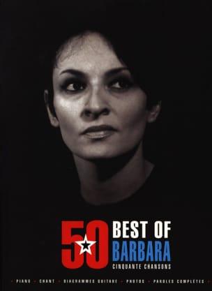 Barbara - 50 Best Of - Barbara - Partition - di-arezzo.co.uk