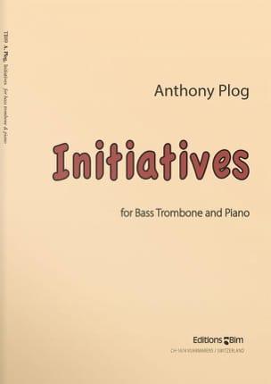 Initiatives Anthony Plog Partition Tuba - laflutedepan