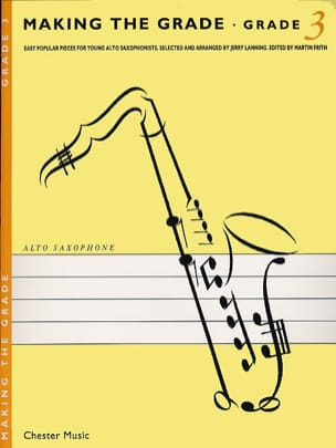 Making The Grade 3 - Partition - Saxophone - laflutedepan.com