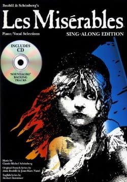 Les Misérables Sing-Along Edition Claude Michel Schönberg laflutedepan