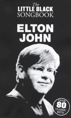 The Little Black Songbook Elton John Partition laflutedepan