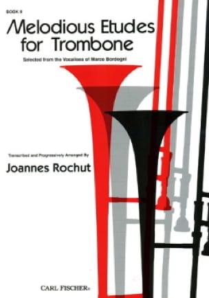 Mélodious Etudes For Trombone Volume 2 - laflutedepan.com