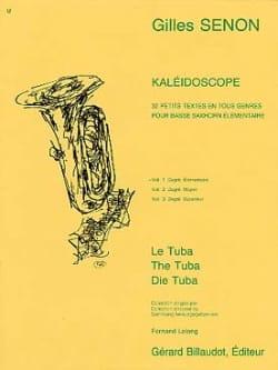 Kaleidoscope volume 1 Gilles Senon Partition Tuba - laflutedepan
