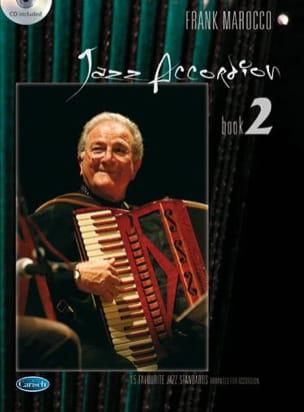Jazz Accordion - Volume 2 Frank Marocco Partition laflutedepan