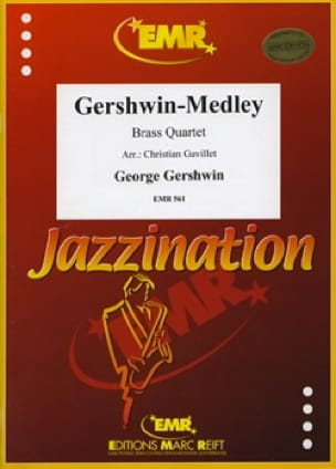 Gershwin-Medley - GERSHWIN - Partition - laflutedepan.com