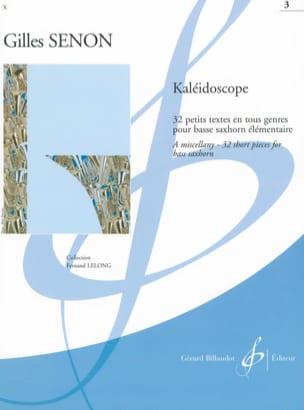 Kaleidoscope volume 3 Gilles Senon Partition Tuba - laflutedepan