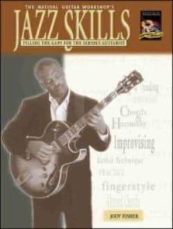 Jazz Skills Jody Fisher Partition Guitare - laflutedepan