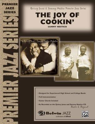 The Joy of Cookin' Sammy Nestico Partition ENSEMBLES - laflutedepan