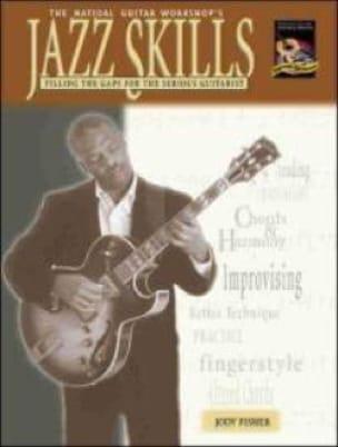 Jazz Skills - Jody Fisher - Partition - Guitare - laflutedepan.com