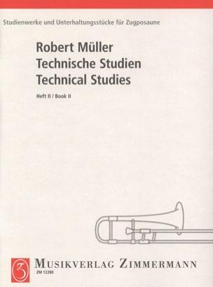 Technical Studies Volume 2 Robert Müller Partition laflutedepan