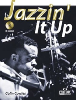 Jazzin' It Up - Cowles Colin - Partition - laflutedepan.com