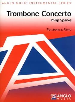 Trombone Concerto Philip Sparke Partition Trombone - laflutedepan