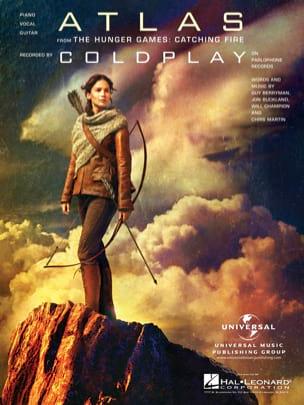 Atlas - Coldplay - Partition - Pop / Rock - laflutedepan.com