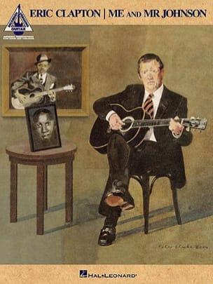 Eric Clapton - Me And Mr Johnson - Partition - di-arezzo.co.uk