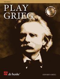 Play Grieg GRIEG Partition Trompette - laflutedepan