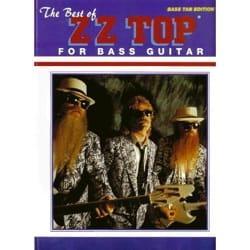 The best of ZZ Top for bass guitar ZZ Top Partition laflutedepan