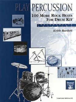 100 More Rock Beats For Drum Kit - Intermediate / Advanced laflutedepan