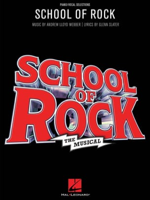 School of Rock - The Musical Andrew Lloyd Webber laflutedepan