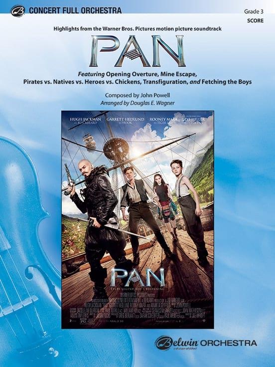 Pan - Highlights Motion Picture Soundtrack - laflutedepan.com