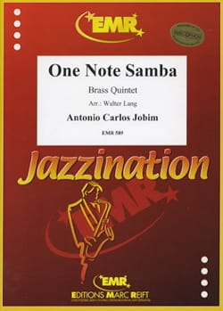 One Note Samba Antonio Carlos Jobim Partition laflutedepan