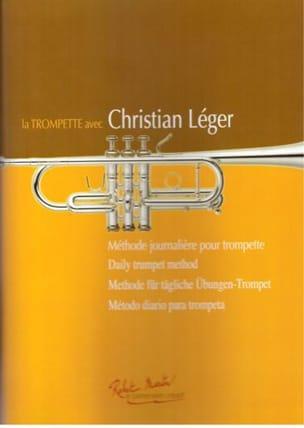 La trompette avec Christian Léger Christian Léger laflutedepan