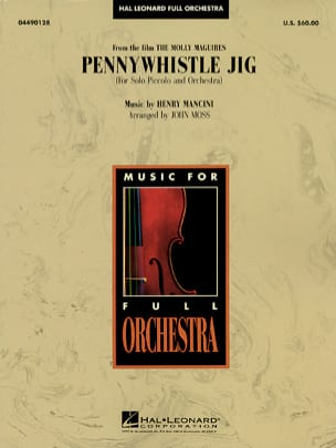 Pennywhistle Jig (for Piccolo Solo and Orchestra) - laflutedepan.com