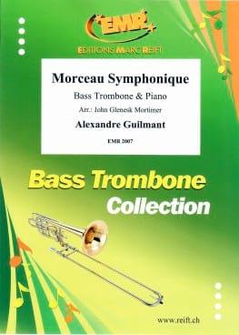 Morceau Symphonique Alexandre Guilmant Partition laflutedepan